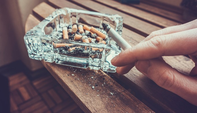 Smoking Ups Morbidity, Mortality in CKD, But Not ESRD Risk