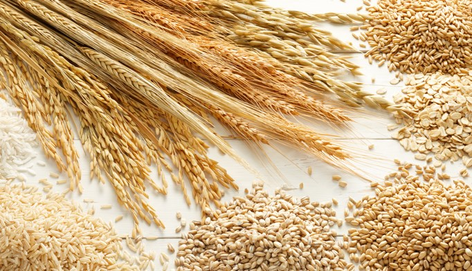 Reductions in disease risk were observed for an intake as high as 7.5 servings of whole grains per day.