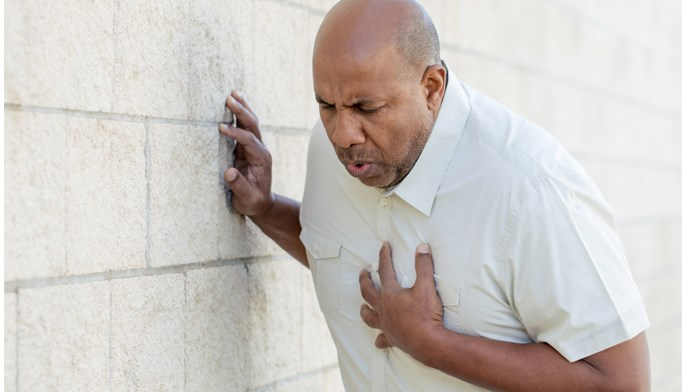 Chest pain in ER patients rarely life threatening