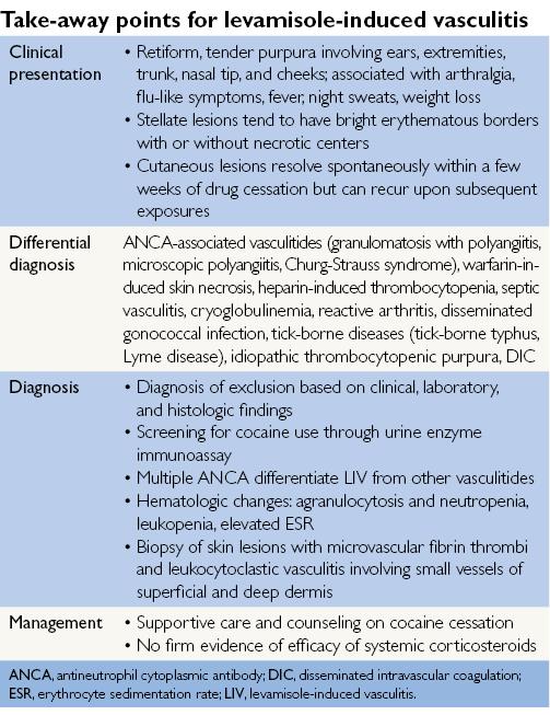 Retiform purpura with necrosis and bullae - Clinical Advisor