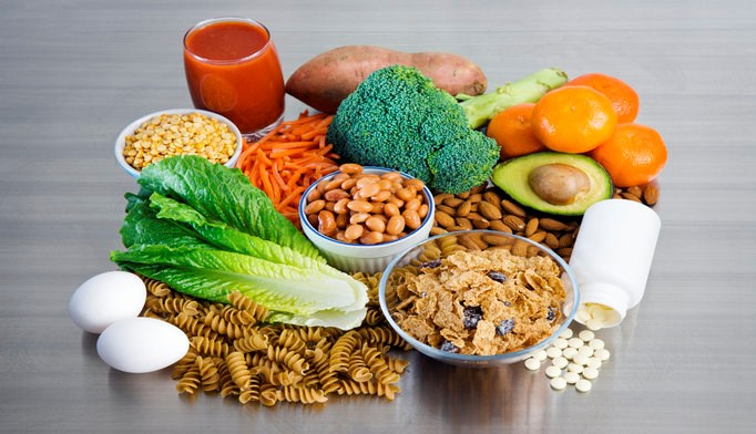 Foods fortified with folic acid are associated with a decrease in infants being born with congenital heart defects.