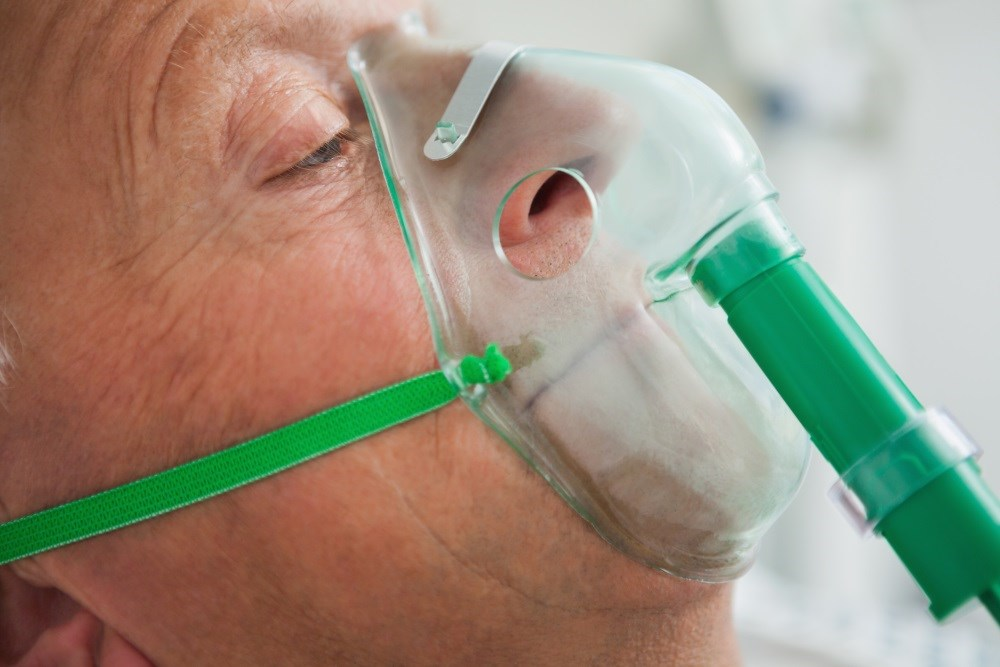 Long-term oxygen therapy not beneficial for COPD patients with moderate desaturation