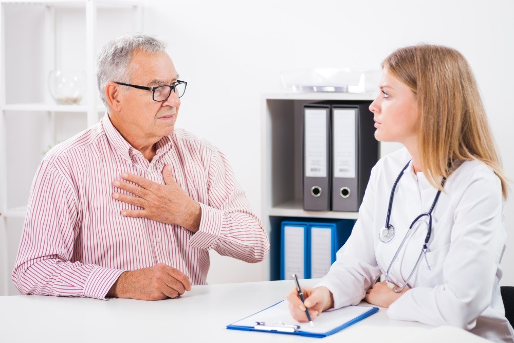 Shared decision making increased patient knowledge about their risk of acute coronary syndrome.
