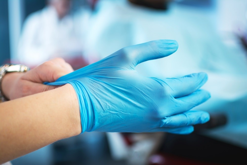 The FDA ruled to ban powdered surgeon's gloves, powdered patient examination gloves, and absorbable powder for lubricating a surgeon's glove.