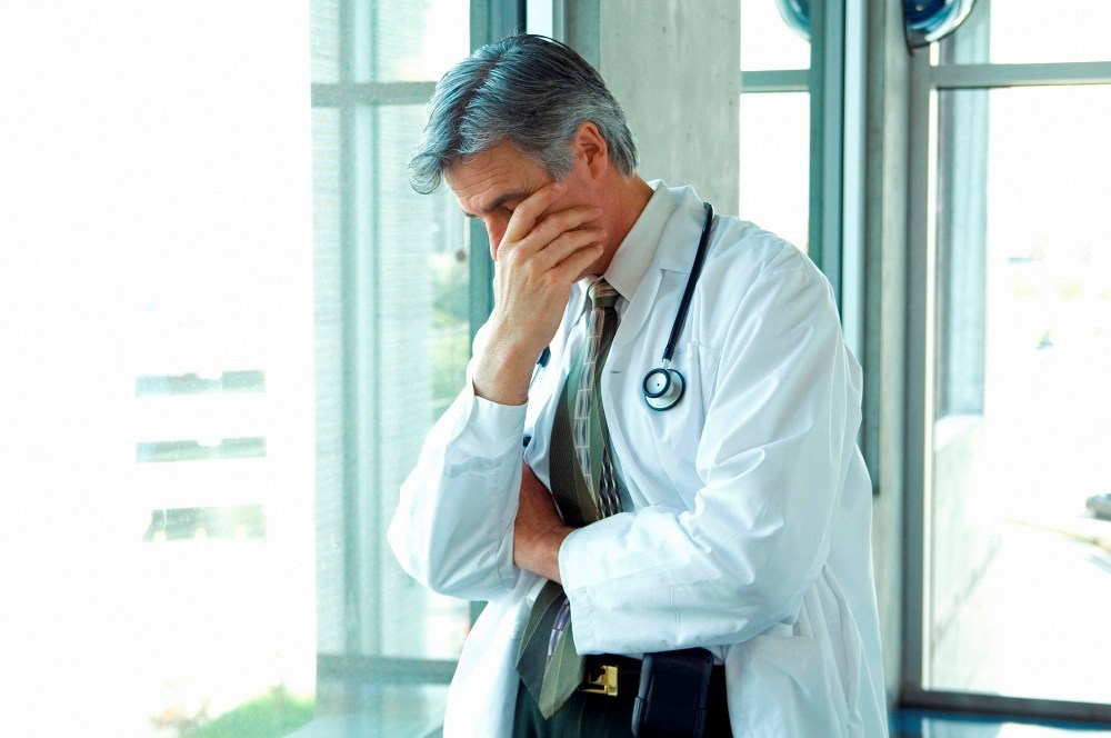 Healthcare provider burnout was negatively associated with quality and safety of health care.
