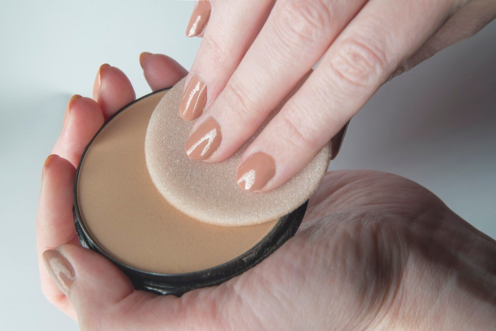 Using powder makeup containing talc may increase the risk of ovarian cancer.