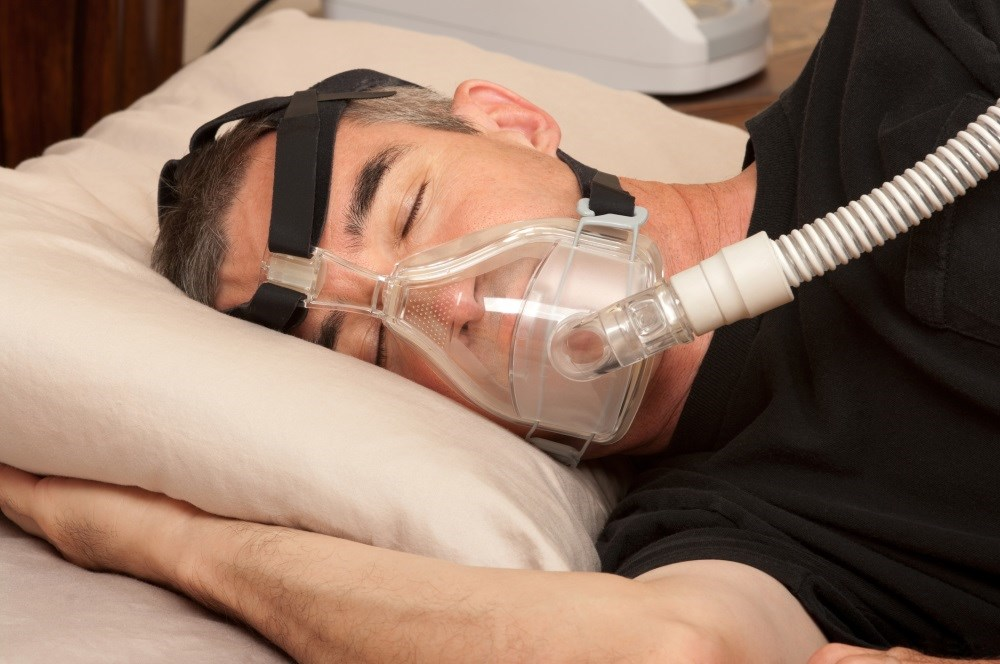 The USPSTF found insufficient evidence regarding the accuracy of screening tools for obstructive sleep apnea in adults.