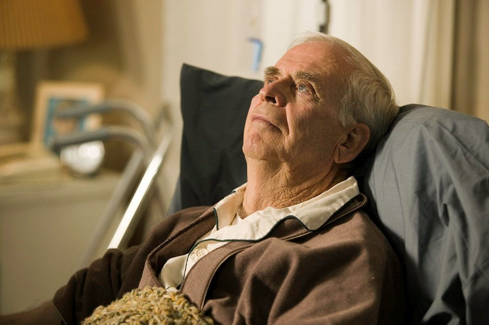 Screening stroke patients for signs of depression