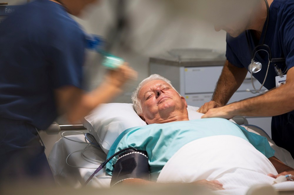 Senior Death Rate Lower at Academic Hospitals