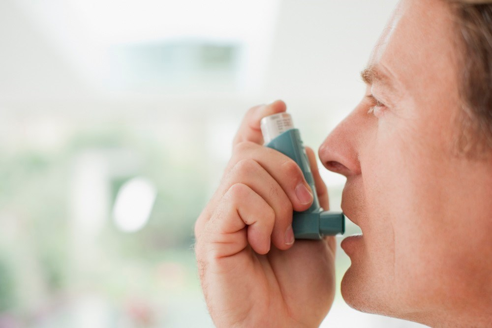 Inhaled corticosteroid use linked to increased pneumonia risk in asthma patients