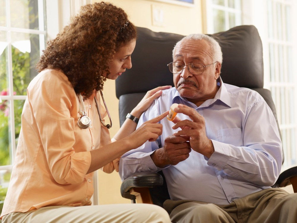Drug-resistant bacteria found in over 25% of nursing-home residents