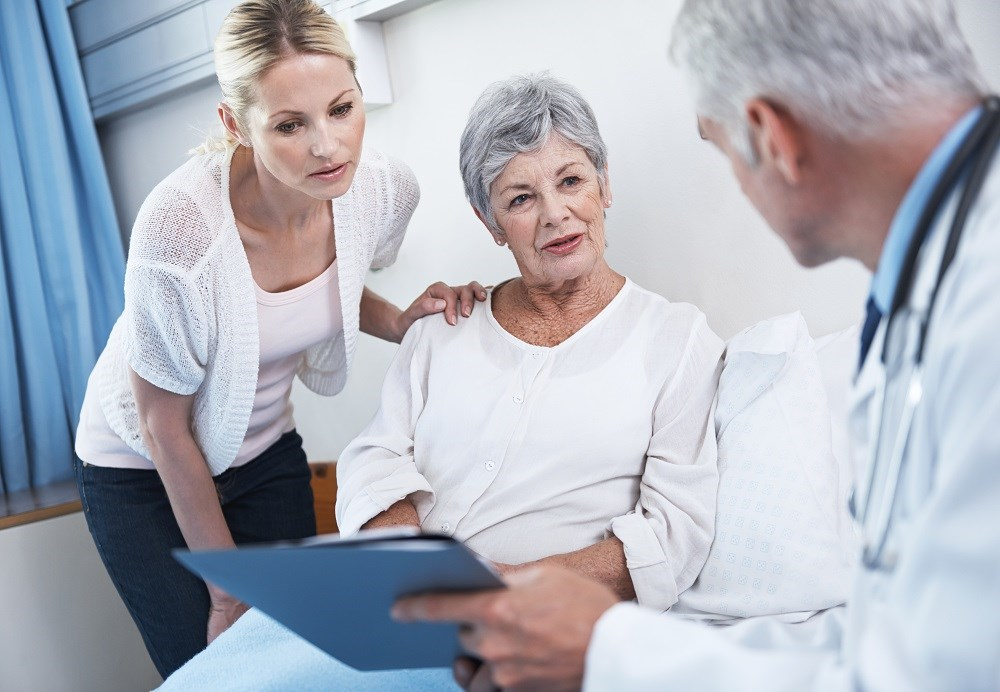 Breast cancer risk is increased with a larger number of first- and second-degree relatives diagnosed as having breast cancer for both <i>BRCA1</i> and <i>BRCA2</i> carriers.