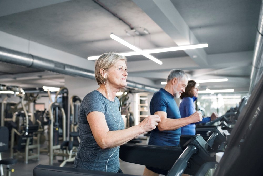 Results showed no association between physical activity and a lower risk of dementia.