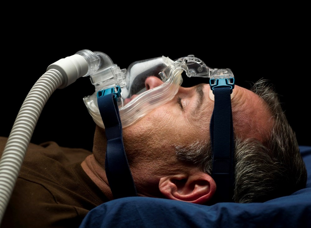 Participants increased CPAP use by 3 hours per night.