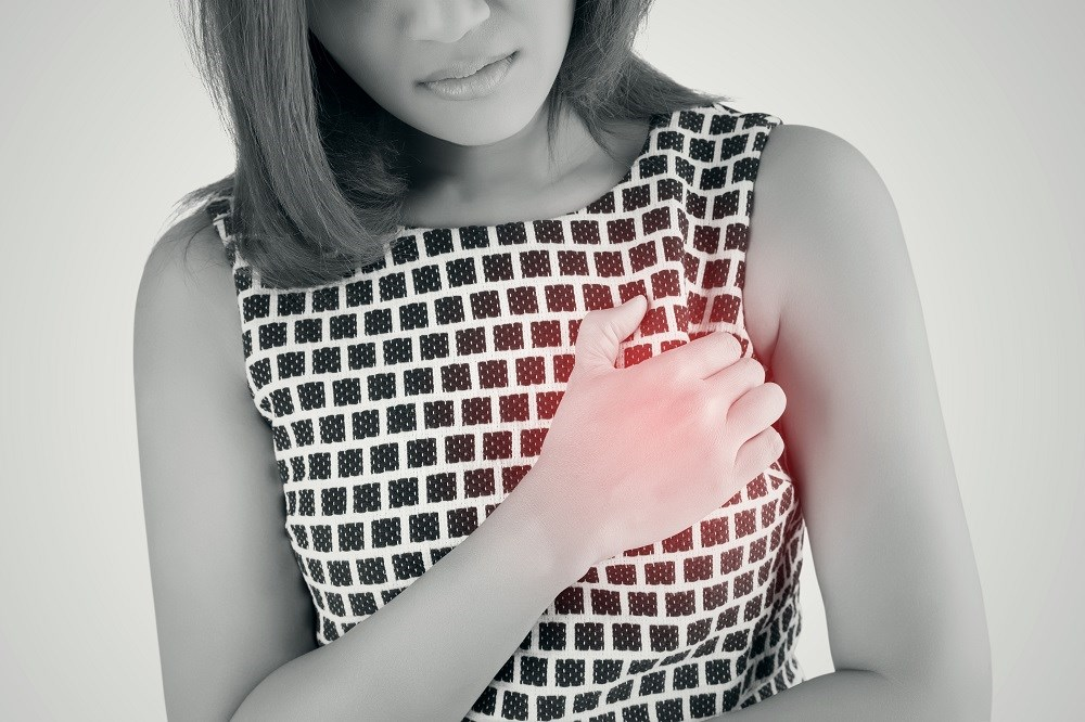 A faster heart rate and numbness: Is the patient having a heart attack?