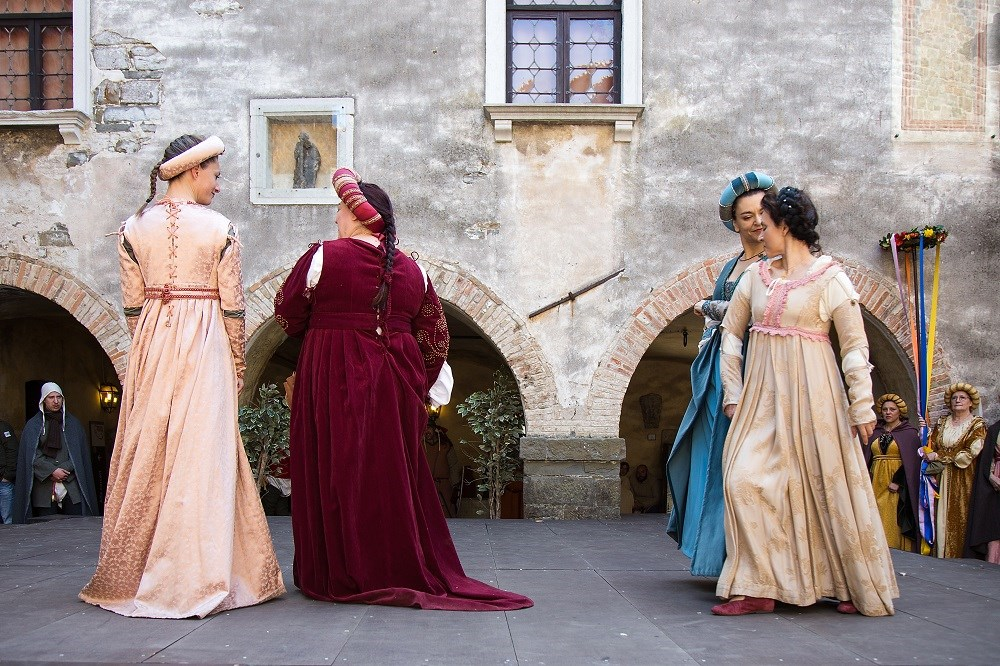 Fulfilling a dying patient's request: A trip to the Renaissance Festival