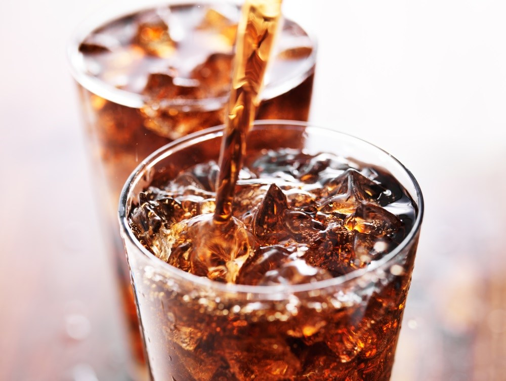 Lower intake of sugar may be associated with better psychological health.