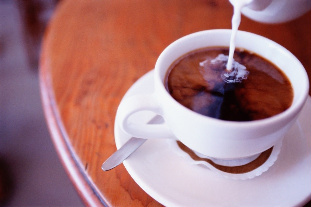 Increasing coffee consumption by 1 cup per day was associated with a 15% reduced risk of liver cancer.