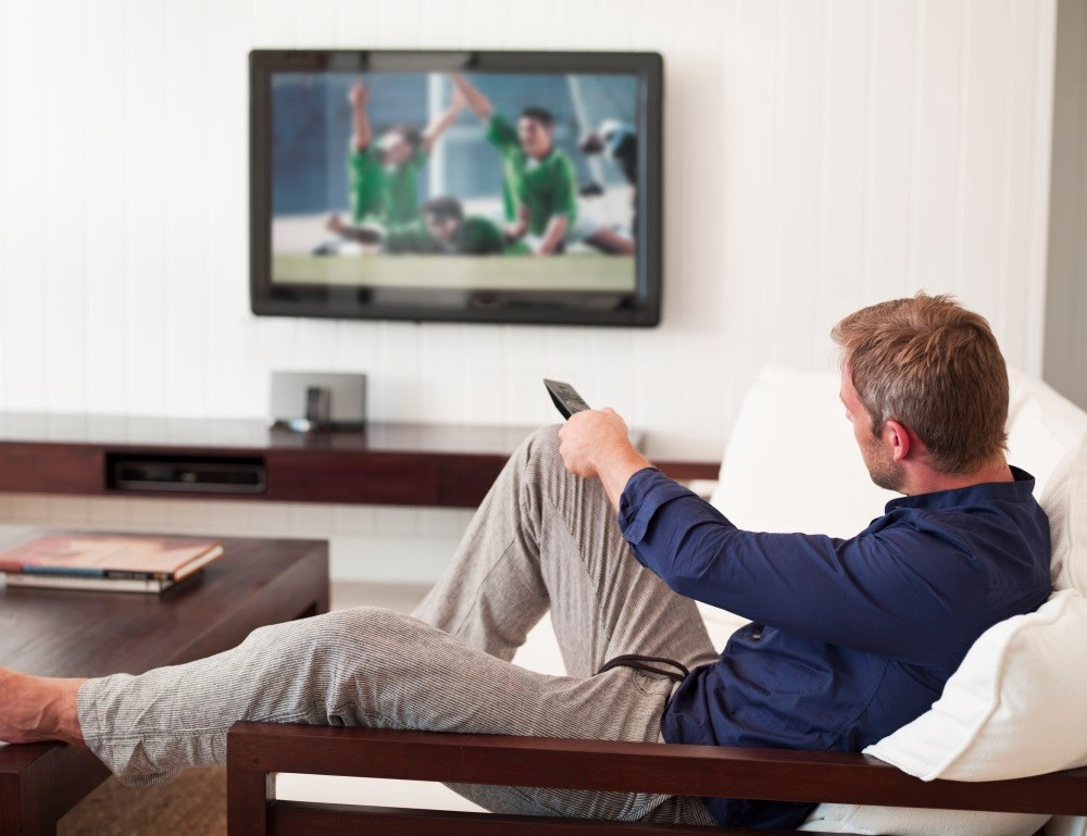 Binge watching TV and its effects on sleep