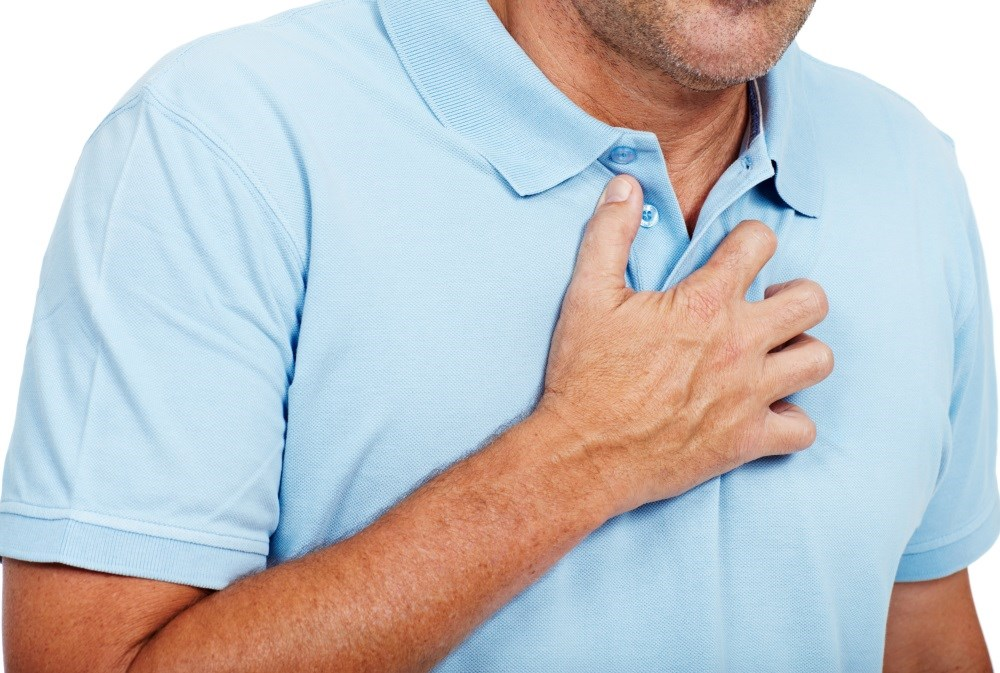 GERD may be associated with long-term risk of pneumonia