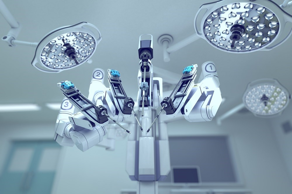 Robotically assisted surgical device for laparoscopic procedures cleared by FDA