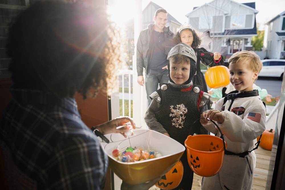 Overloaded with Halloween candy? Here are some ideas