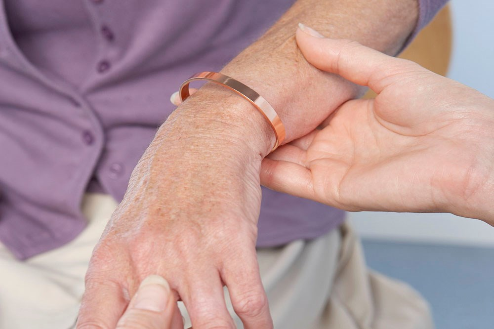 Copper: A metal for osteoarthritic pain management