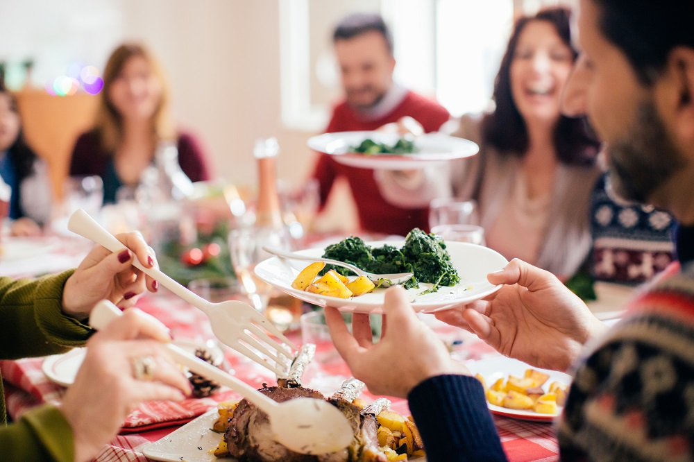 Food safety for holiday meals
