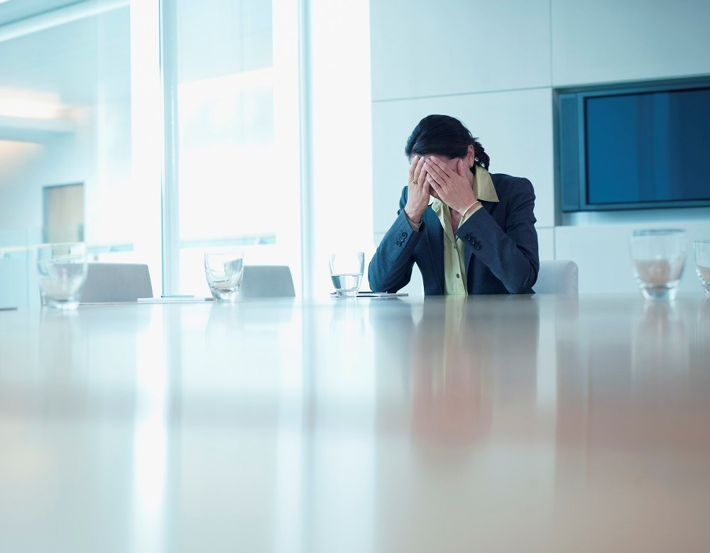 Residual anxiety after venlafaxine treatment associated with depressive relapse
