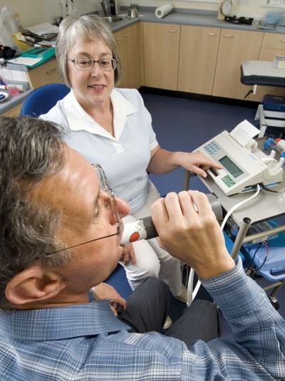 The updated GOLD guidelines stress the importance of spirometry
