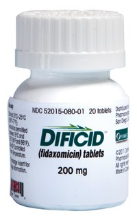 Bactericide fights C. difficile infection