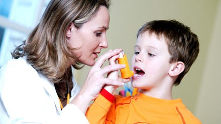 Managing pediatric asthma
