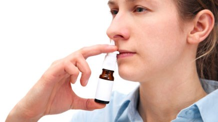 Benefit of inhaled corticosteroids for sinusitis small