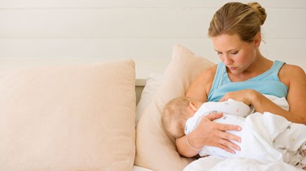 Breastfeeding with a positive thyroid peroxidase