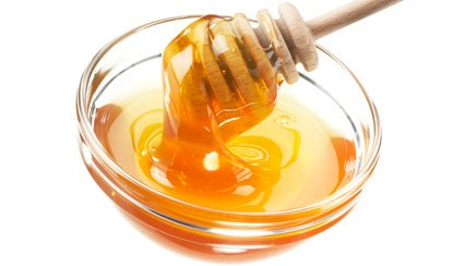 Honey soothes cough in pediatric URI