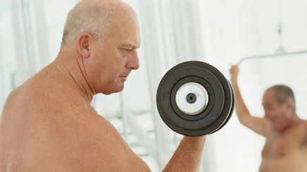 Weight training lowers type 2 diabetes risk in U.S. men