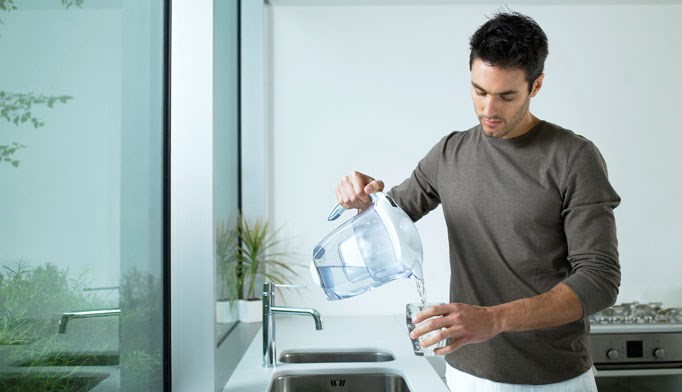 Use distilled water when taking thyroid medication