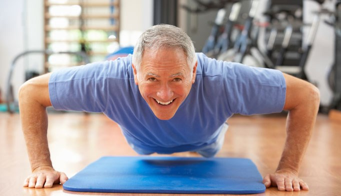 Exercise after cancer diagnosis improves survival in men