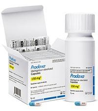Pradaxa label updated with contraindication