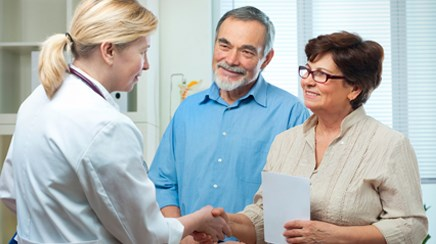 Patient and family advisors can help ensure that practice focus on what each patient needs.