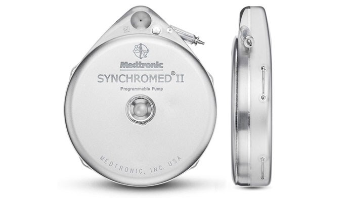 Medtronic recalls SyncroMed Implantable Fusion Pumps