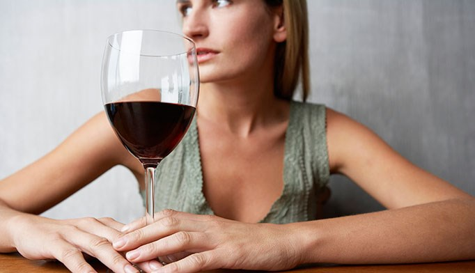 Does red wine ease menstrual cramps?