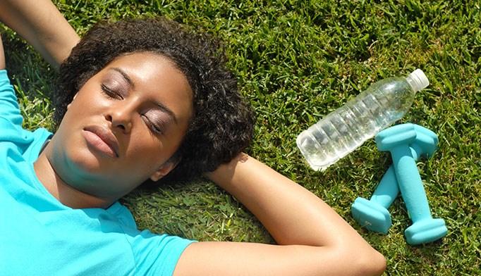 Weight control program effective in black women