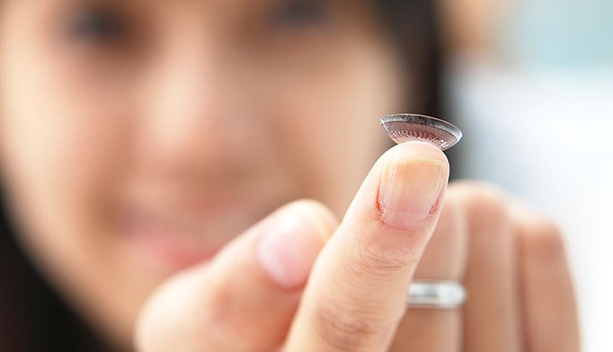 Halloween contact lenses pose injury risk