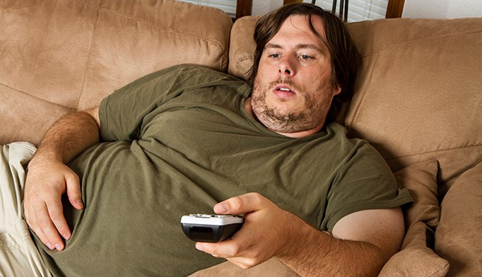 Physical inactivity linked to heart failure in men