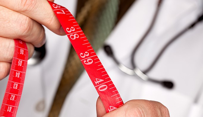 Antibiotic failure and weight in obese patients