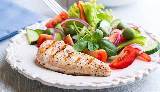 Cardiac benefits with Mediterranean diet in young, active men