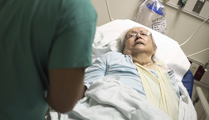 CMS Aims to Reduce Antipsychotic Use in Nursing Home Patients