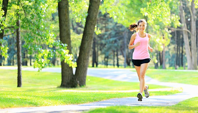 Staying fit improves cognitive function later