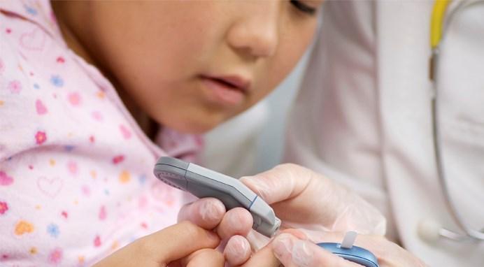 Diabetes prevalence up in U.S. kids